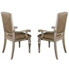 orsina silver dining table for 499 94 furnitureusa