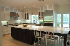 Kitchen Islands With Tables A Simple But Very Clever Combo - Granite top island kitchen table
