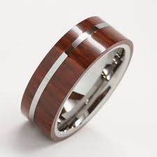 Mens Tungsten Wedding Rings by Mens Black Tungsten Wedding Bands