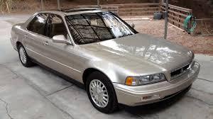 flagship sedan well kept 1993 acura legend ls bring a trailer