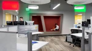 bureaux de travail aménagement des bureaux en open space l express l entreprise