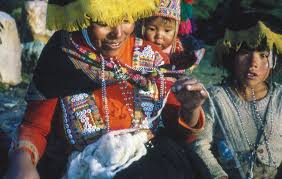 in a small high in the peruvian andes stories are
