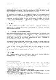 assistance publique hopitaux de siege rapport de la chambre régionale des comptes d ile de sur l