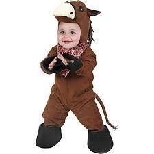 amazon com infant horse halloween costume size 6 12 months