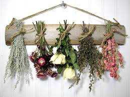 Flower Decor Dried Flower Decor On Esty Dried Flower Rack Dried Floral