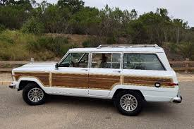 old jeep grand wagoneer autotrader find one owner low mileage jeep grand wagoneer for