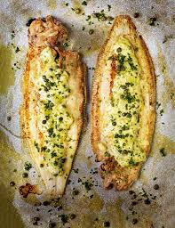 pan fried dover sole with caper lemon and parsley sauce