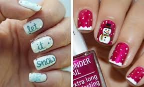31 cute winter inspired nail art designs page 2 of 3 stayglam