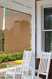 Outside Blinds And Awnings Porch Blinds Porch Shades Porch Awnings Coolaroo Shades