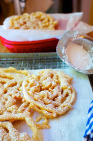 funnel cakes u2013 dairy u0026 egg free tasty kitchen a happy recipe