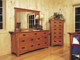 Oak Bedroom Vanity Furniture Mission Style Furniture For Homes Oak Mission Style