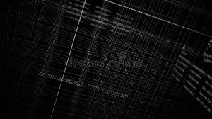 grid pattern alpha abstract futuristic text and grid alpha png stock video video of