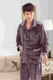 2017 autumn and winter flannel pajamas thick warm pajamas