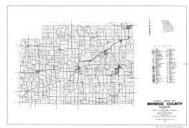 Oregon Map Of Counties by Missouri County Map