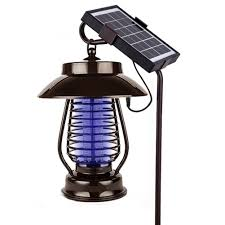 Outdoor Bug Lights by Yushan Outdoor Bug Zapper Solar Mosquito All Flying Biting Insects