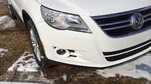 pre owned lexus winnipeg pre owned white 2010 volkswagen tiguan trendline 4motion
