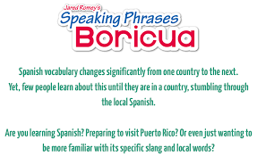 speaking phrases boricua sayings ebook