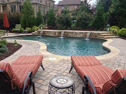 free form pool designs elegant free form pool craftsman pool atlanta by aqua