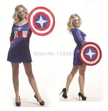 cheap costumes for women new captain costume women dress