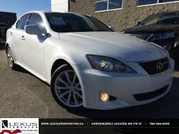 used lexus is 350 for sale in florida pre owned white 2008 lexus is 350 review vegreville alberta