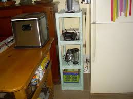 blowing off steam organizing my small kitchen appliances