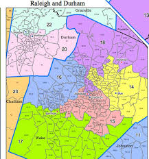 Map Of Oak Island Nc Nc Redistricting New District Maps Will Favor Republicans The