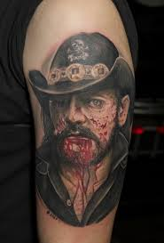 tato kartun minion 35 horrible zombie tattoos art and design