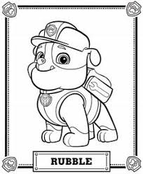 paw patrol coloring pages free printables paw