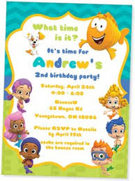 bubble guppies birthday party ideas bubble guppies birthday