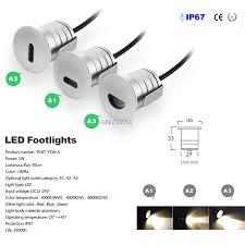 12v outdoor wall lights outdoor recessed wall light 1w led step light 12v 24v ip67 exterior