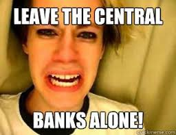 Central Meme - bitcoins in vegas meme leave central banks alone