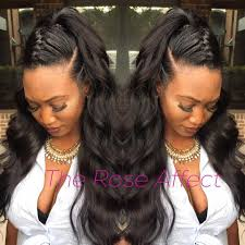 sew in hairstyles with braids 20 under braids ideas to disclose your natural beauty