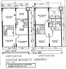 hdb floor plans butterpaperstudio reno t maisonette original floorplan from hdb