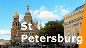 Russia Travel And Tourism Travel by St Petersburg Russia Travel Vlog Youtube