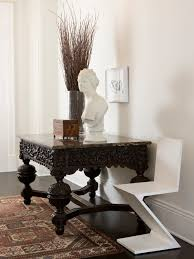 Antique Entryway Table Antique Foyer Table Houzz