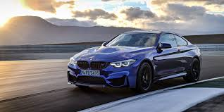 the 2018 bmw m4 cs is here with 454 horses but no manual