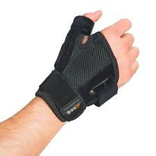 Comfort Cool Thumb Spica Hand Support Splints Sleeves Ebay