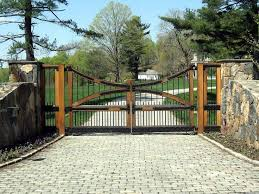 11 best sculptural and ornamental driveway gate designs images on