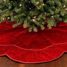 charming ideas tree skirt best velvet photos 2017