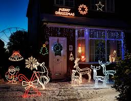 merry jattsms part outdoor led lights decorations