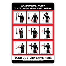 osha crane signals chart the best crane 2017