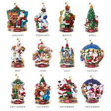 christopher radko kringle s mingle ornament set 12