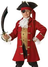 Pirate Halloween Costumes Toddlers Boys Pirate Coat Fantastic Scary Halloween Party