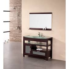 design element solid wood bathroom vanity set free shipping