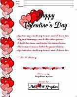 top 8 free valentine u0027s day letters for incredimail