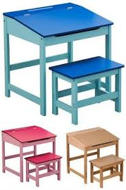 Childrens Desk And Stool Children U0027s Desk And Stool Mdf Pink Bunk Bed Ideas Pinterest