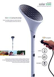 approved electrical outlets the solar tree provides sun