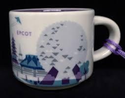 mug ornament you are here ornament disney starbucks mugs