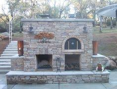 Pizza Oven Outdoor Fireplace by Outdoor Pizza Oven Home Design Ideas Pictures Remodel And Decor