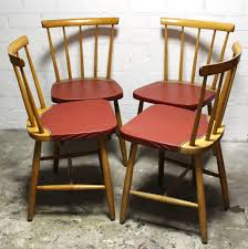 Vintage Outdoor Folding Chairs Mid Century Vintage Dining Chairs 1960s Set Of 4 For Sale At Pamono
